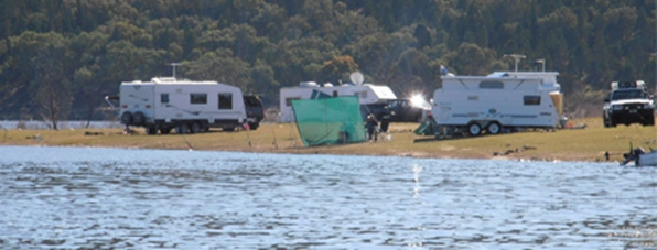 Caravan Holidays With Fishing Lakes